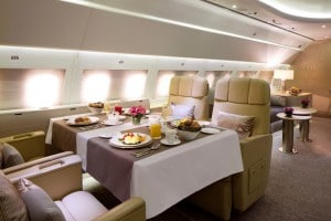 82 - Emirates' Airbus 319 private jet service - 3