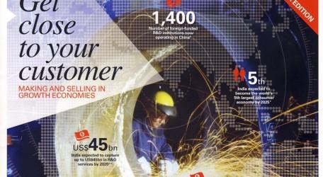 87 - HSBC Trade Radar features Gozitan Business - Cover
