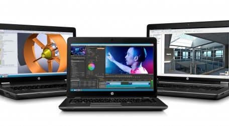 17 - PPS - HP Unveils World's First Workstation Ultrabook - Z Workstations