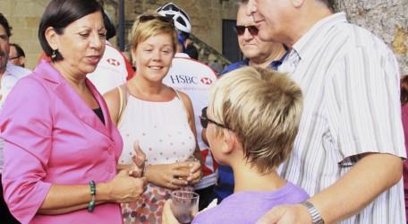 HSBC Malta employees complete triathlon in aid of L-Istrina - IMG_3247