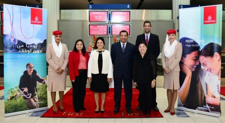 00 - Emirates highlights its global reach - 1