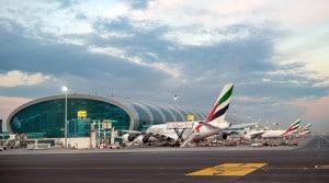 100 - Emirates - Terminal 3 - Airside