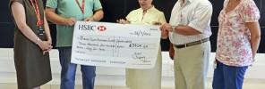 115 - HSBC Malta Contact Centre raises funds for Europa Donna Malta - photo 01