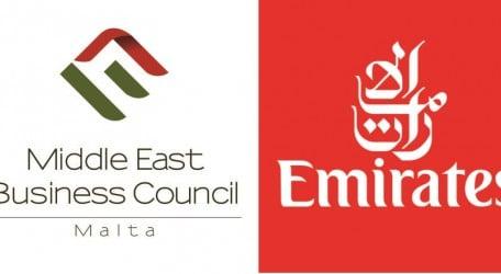 91 - MEBC - Emirates logos