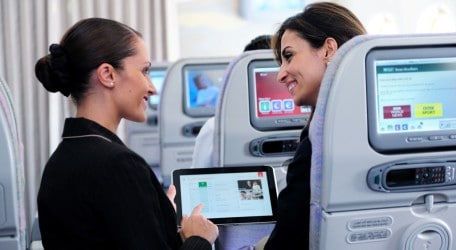 107 -  Emirates' Knowledge-driven Inflight Service (KIS) System - 2
