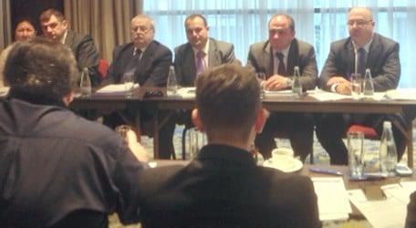 Bucharest meeting