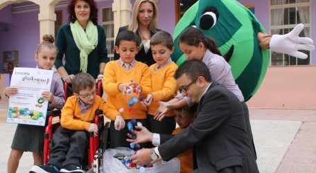 GreenPak extends 'Irricikla ghall-Istrina' to 88 Primary Schools - 1