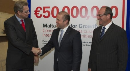 122 - HSBC Malta sets up €50m fund to boost trade across Malta's borders - 1