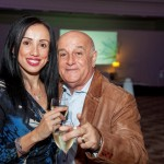 Account Director, Business Travel Wendy Mckay and Mr Joe Gauci