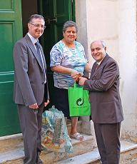 GreenPak 3R bag campaign launch