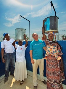 HSBC WaterAid Partnership