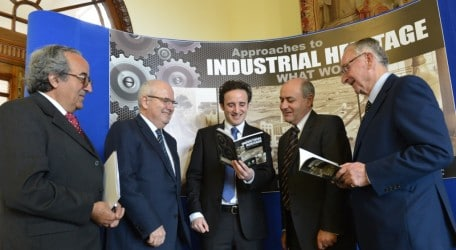 01 - Launch of industrial heritage publication