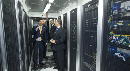 01 - launch of new data centre 1