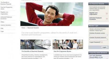 12 - Emirates Business Rewards Offer for SMEs