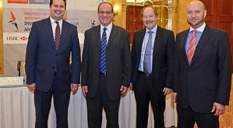 12 - HSBC Malta - The Economist Business roundtable  (6-7 MAR) - Photo 01