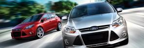 2014 Ford Focus Hero Shot