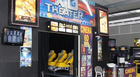 Bay Street 6D cinema