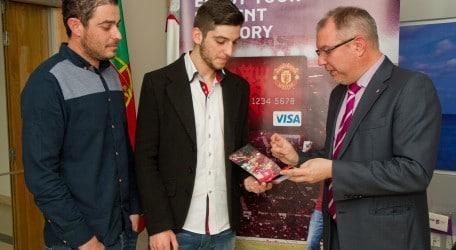 13 - MU Liverpool Winners Noel Cassar, Yan Pirotta