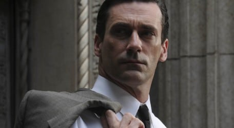22 - Mad Men's final season starts Easter Sunday on GO Stars