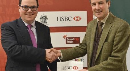 34 - HSBC Malta sponsors print journalism category - 01 - 7 Apr