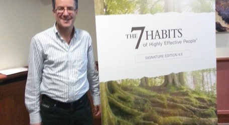7 Habits of Highly Effective People 4 0 European launch