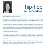 Kerrie Dearlove Info