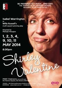 Shirley Valentine poster 1