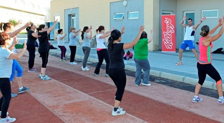 06 - Zumba session in Mosta - DSC_0731