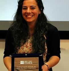 10 - FameLab Malta winner - Maria Stella Portelli