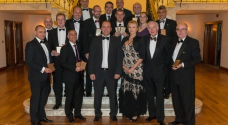 20140425 - Malta BNI honours achievement at second annual awards ceremony  - TFGX0081