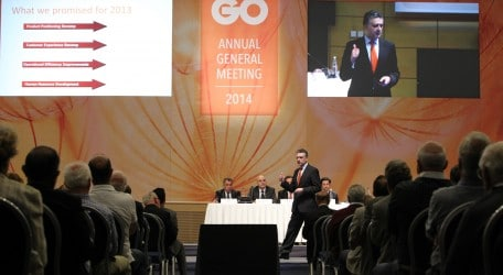 27 - GO delivers strong 2013 financial results -2