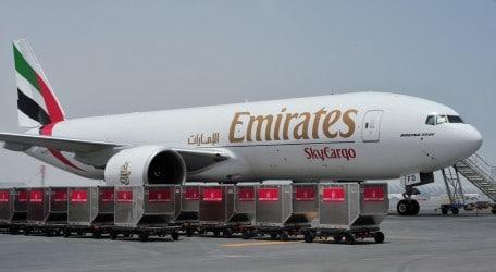 42 - Emirates SkyCargo Boeing 777 F