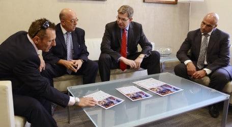 51 - HSBC Malta to hold fund raising triathlon in support of WaterAid Ghana