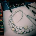 Nadege Cassar - jewellery designer