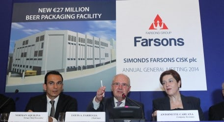 04 - Farsons Annual General Meeting - 2