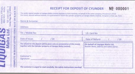 20140629 - Liquigas - New Service Deposit