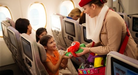 46 - Emirates Fly With Me Monsters 1