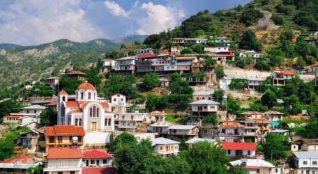 51 - Special fares to Cyprus -Troodos Mountains Cyprus - 2