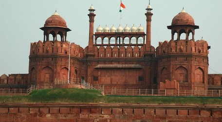 52 - India - Delhi - Red Fort