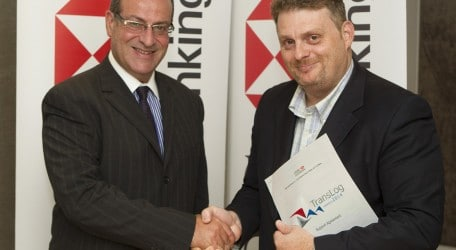 71 - Malta to hold Transport & Logistics Awards with HSBC Malta's support - BC5Q5403 - E