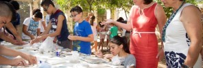 78 - HSBC Malta Foundation supports the annual summer camp by the Malta Diabetes Assoc - BC5Q5786