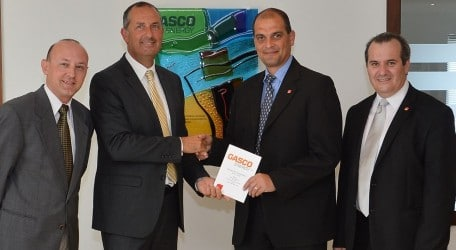 Gasco Energy - GWU - first collective agreement
