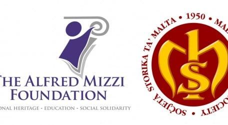 Malta Historic Society & The Alfred Mizzi Foundation - Logos