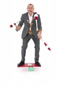 04 - MCST - Dr Ken circus act