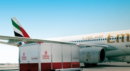 63 - Emirates SkyCargo Beats the Heat with Cool Chain Service - Cool-Dolly