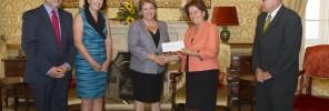 96 - HSBC Malta Foundation supports President IMG