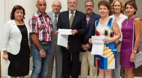 111 - HSBC Malta Foundation Lace Competition