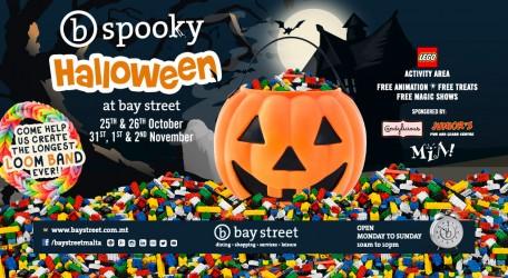 Bay Street Halloween