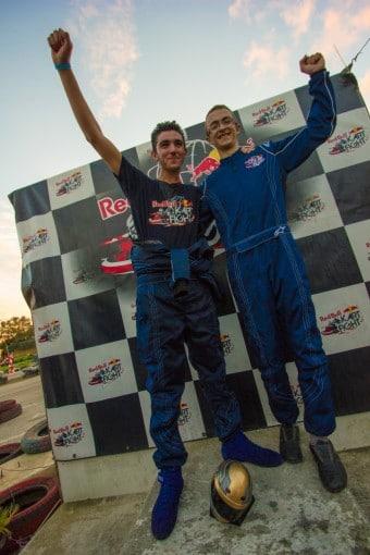 04 - Red Bull Kart Fight final winners