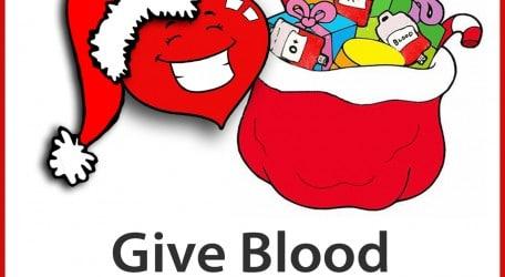 Christmas Blood Drive.Josanne Cassar Vodafone Malta Employees Donate Blood